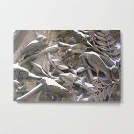 Stone's Flight Metal Print