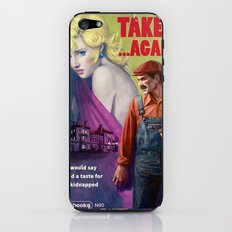 Taken . . . Again iPhone & iPod Skin