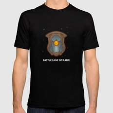 Loot #4 - Battlecage of Kabr Mens Fitted Tee Black X-LARGE