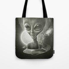 Alien II Tote Bag
