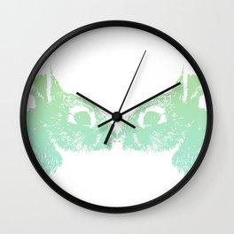 loverabbits Wall Clock