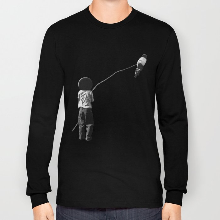I don't know where you're going but I'll help you get there Long Sleeve T-shirt
