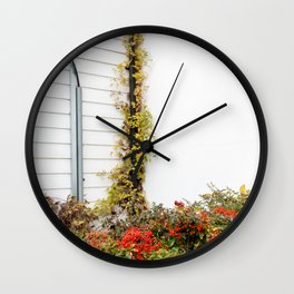 Berry Poppins Wall Clock