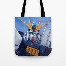 Nu Gundam 2 Tote Bag