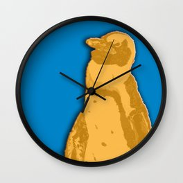 Off To Work We Go #2 Wall Clock