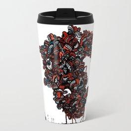 The chattering class  -alt Travel Mug