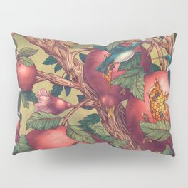 Ragged Wood Pillow Sham