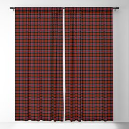 Alexander Tartan Plaid Blackout Curtain