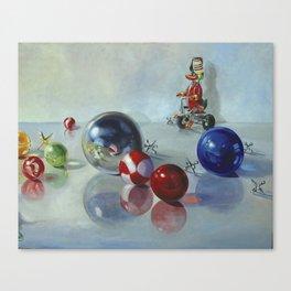 Marble series #3 Canvas Print
