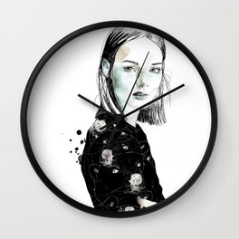 FREYA Wall Clock