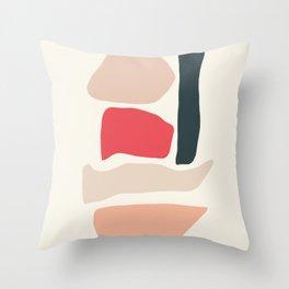 Minimal Abstract #14 Throw Pillow