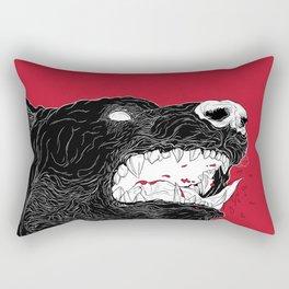 Dangerous Rectangular Pillow