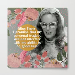 My Personal Tragedy Annelle Metal Print