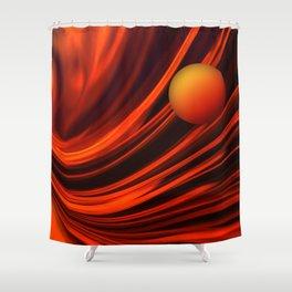 Energy 104 Shower Curtain