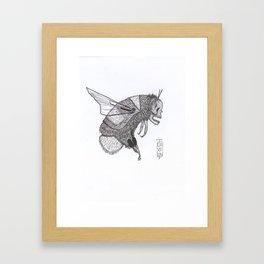 BZEEEBEE Framed Art Print