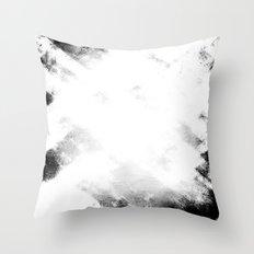 Black & White Abstract Series ~ 2 Throw Pillow