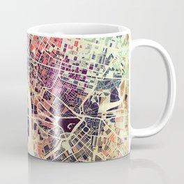 London Mosaic Map #1 Coffee Mug