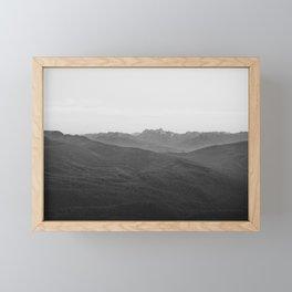 Tasmania's Southwest Framed Mini Art Print