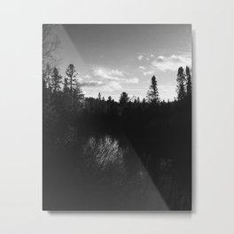 Rhinelander Metal Print