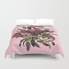 Dangers in the Forest VI Duvet Cover