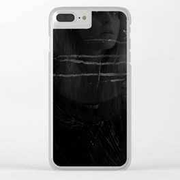 Alice's Totality II Clear iPhone Case
