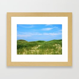 Highland Dunes Framed Art Print