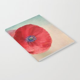 Poppies vintage(5) Notebook