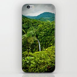 La Fortuna iPhone Skin