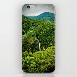 La Fortuna iPhone Skin
