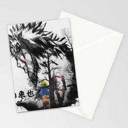 Jiraiya Stationery Cards