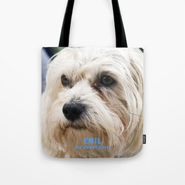 EMIL my sweet Love Tote Bag