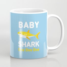 Baby Shark Coffee Mug