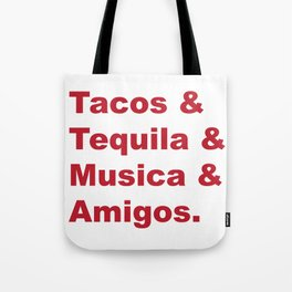 Great Weekends Tote Bag