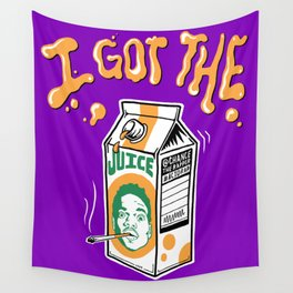 Acid Rapper Wall Tapestry