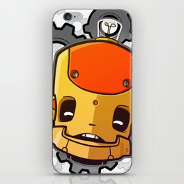 Brass Munki - Bot015 iPhone Skin