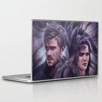 destiny Laptop & iPad Skins featuring Destiny by Svenja Gosen