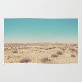 the Mojave Desert ... Rug