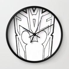 Mickbot Wall Clock
