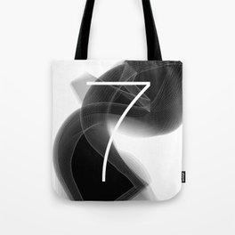 Dark Math. 7 Tote Bag