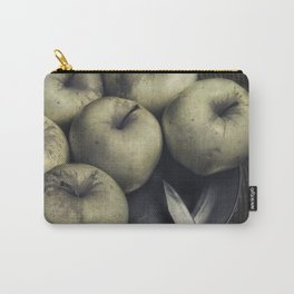 Still life with green apples Carry-All Pouch