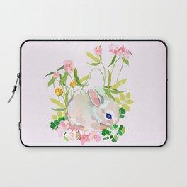 springtime bunny Laptop Sleeve