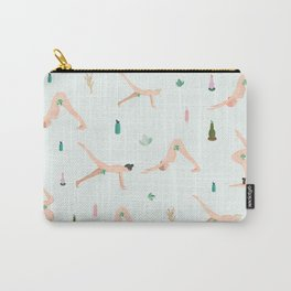 Yogini Cactus Carry-All Pouch