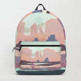 Desert Dusk Light Backpack