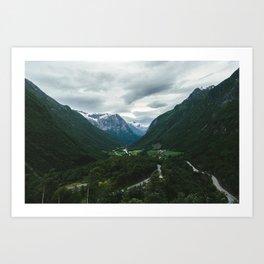 Norway I Art Print