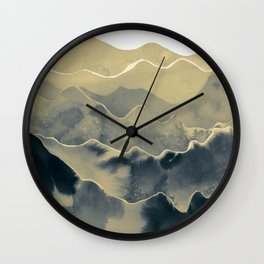 wild land Wall Clock