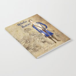 Nikolai Lantsov Notebook