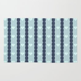 Blue Locket Rug