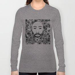 PHOENIX AND THE FLOWER GIRL PHOENIX TROY FLOWER PRINT Long Sleeve T-shirt