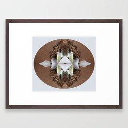 How Framed Art Print