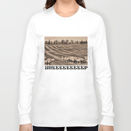 Sheeep Long Sleeve T-shirt